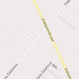 toplice milana beograd mapa Maxi Supermarket, Milana Toplice 2/B, Beograd (Borča) | PlanPlus.rs toplice milana beograd mapa