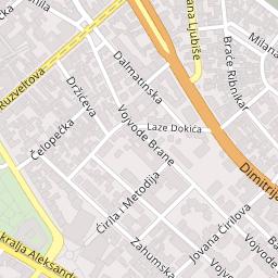 golsvortijeva ulica beograd mapa Turistička agencija Turisttrade, Golsvordijeva 34, Beograd (Vračar  golsvortijeva ulica beograd mapa