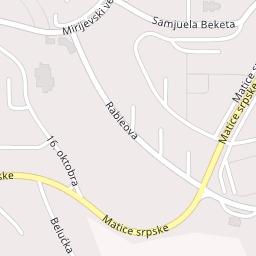 rableova ulica beograd mapa UNIQA osiguranje, Rableova 17, Beograd (Zvezdara) | PlanPlus.rs rableova ulica beograd mapa