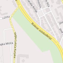 12 gimnazija beograd mapa Dvanaesta beogradska gimnazija, Vojvode Stepe 82, Beograd  12 gimnazija beograd mapa
